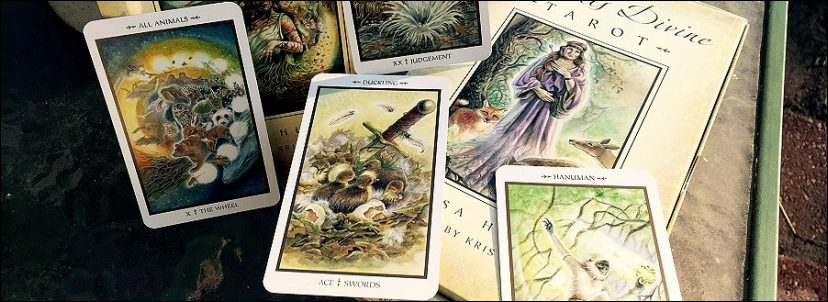what is tarot - laron nz