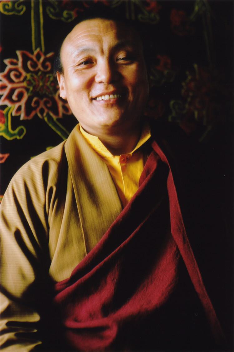 Khamtrul Rinpoche