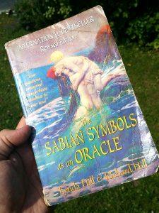 Sabian Symbols Lynda Hill front Cover