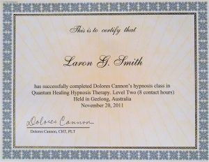 QHHT Level 2 - Quantum Healing Hypnosis Therapy, Dolores Cannon